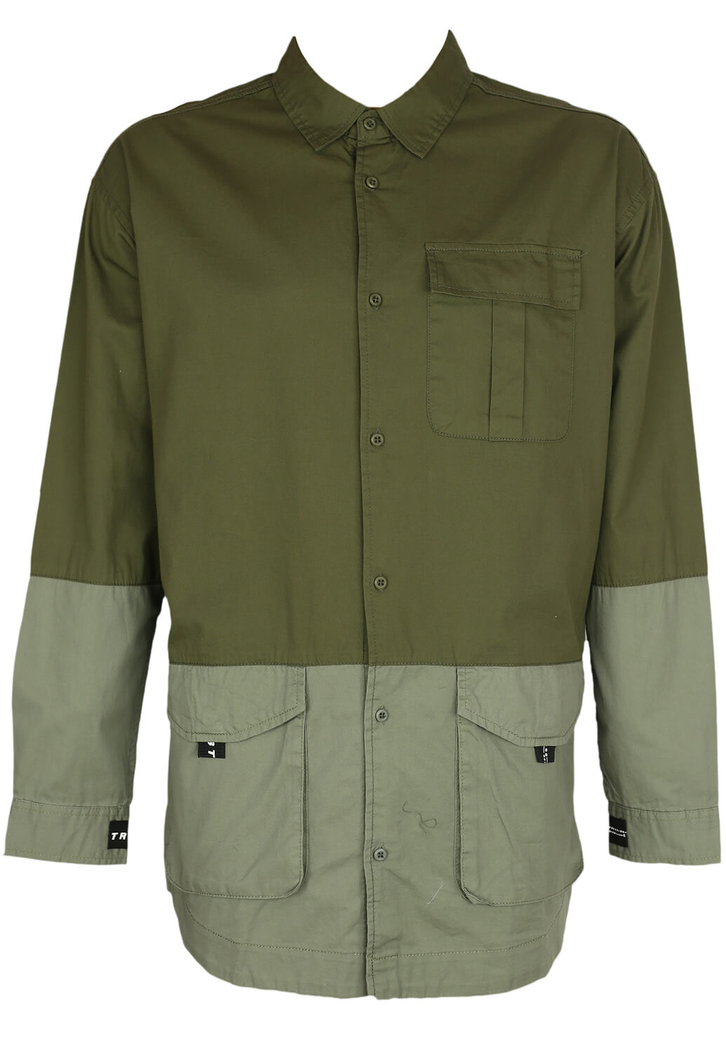 Camasa Reserved Kevin Dark Green