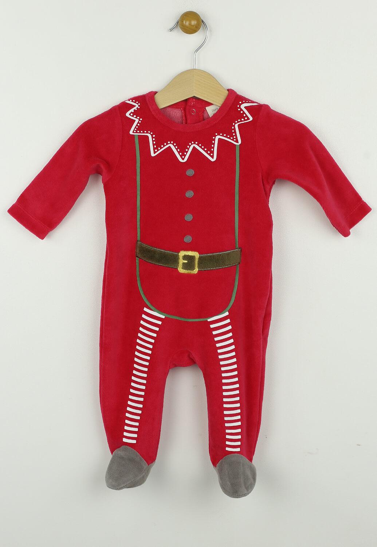 Pijama ZARA Mara Red