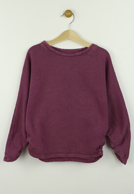 BLUZA ZARA MISHA DARK PURPLE