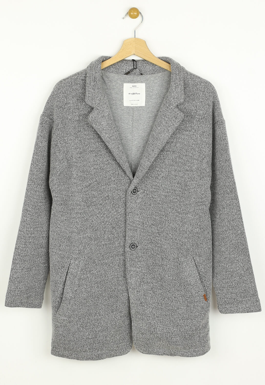 Palton ZARA Franky Grey