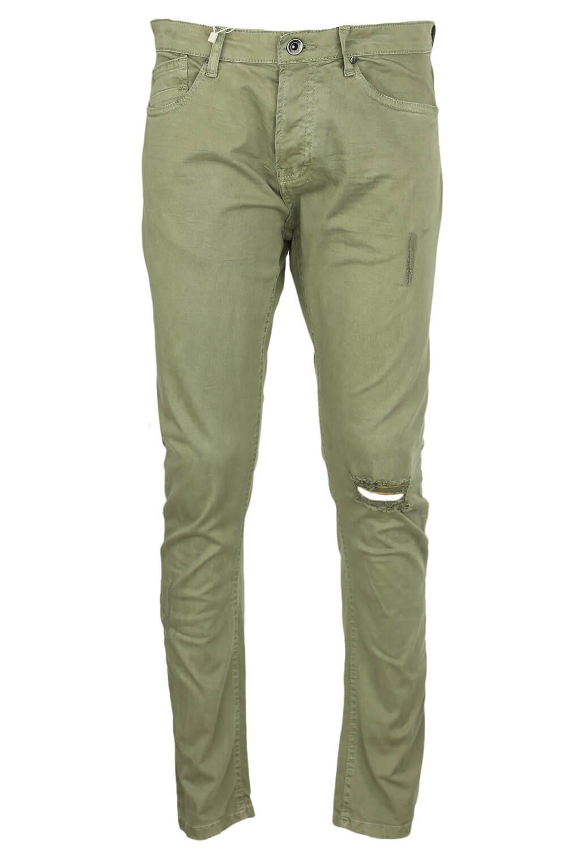 Pantaloni ZARA Todd Dark Green