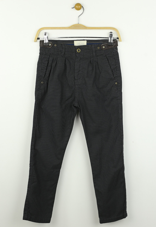 Pantaloni Zara Nick Dark Grey