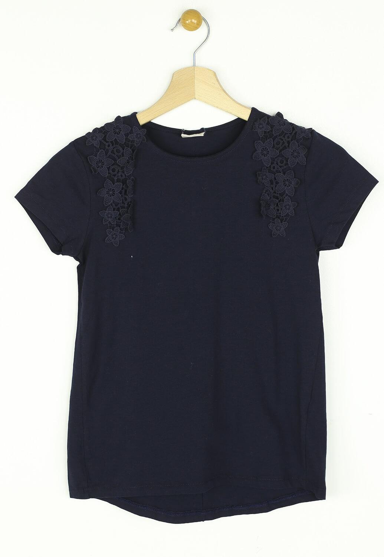 Tricou ZARA Ciara Dark Blue
