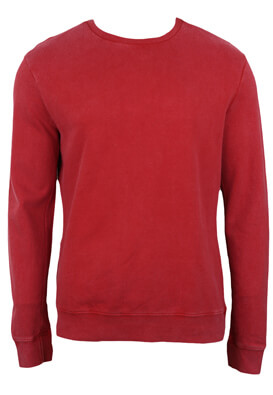 BLUZA ZARA WILL DARK RED