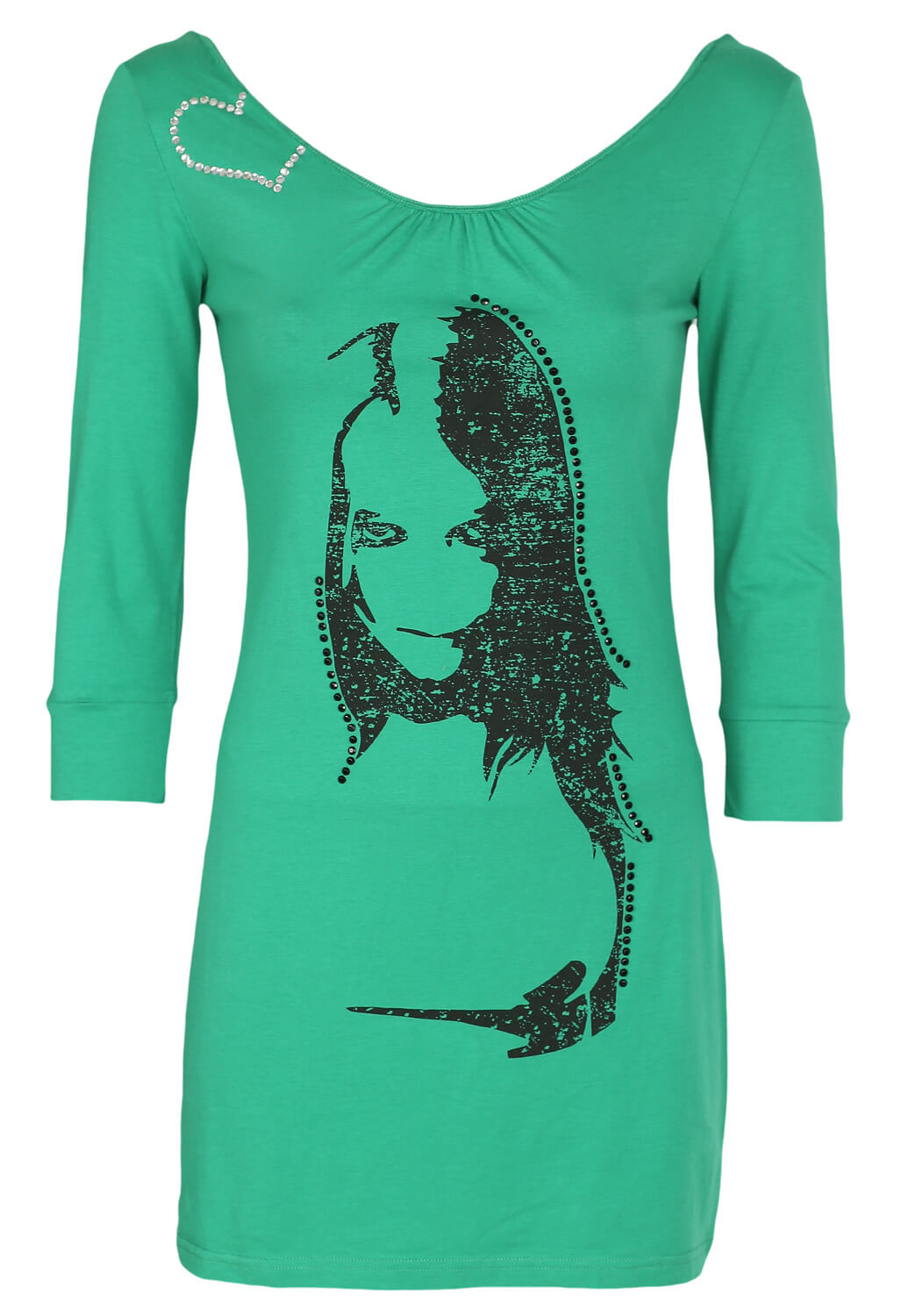Bluza Miss Miss Anette Green
