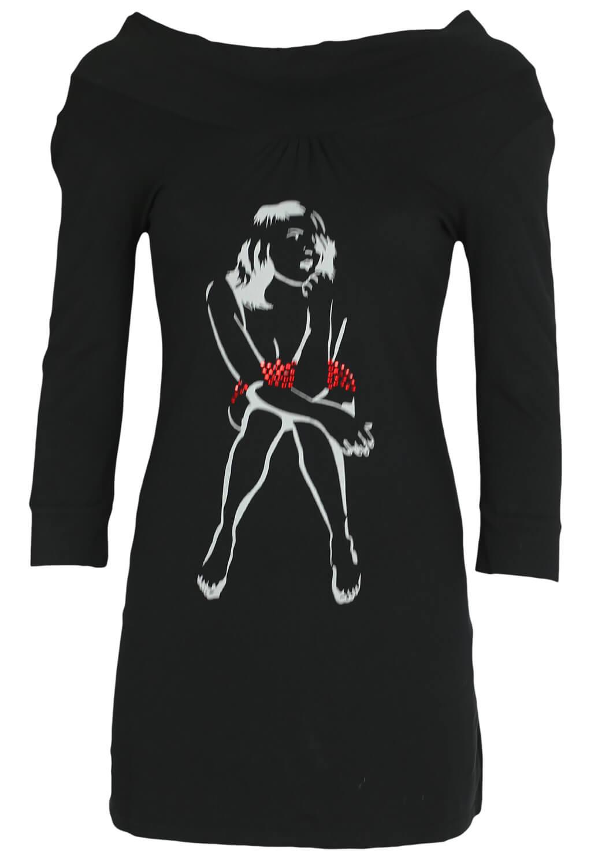 Bluza Made For Loving Jane Black