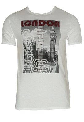 TRICOU KIABI LONDON W