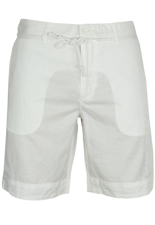 Pantaloni Scurti Kiabi Will White