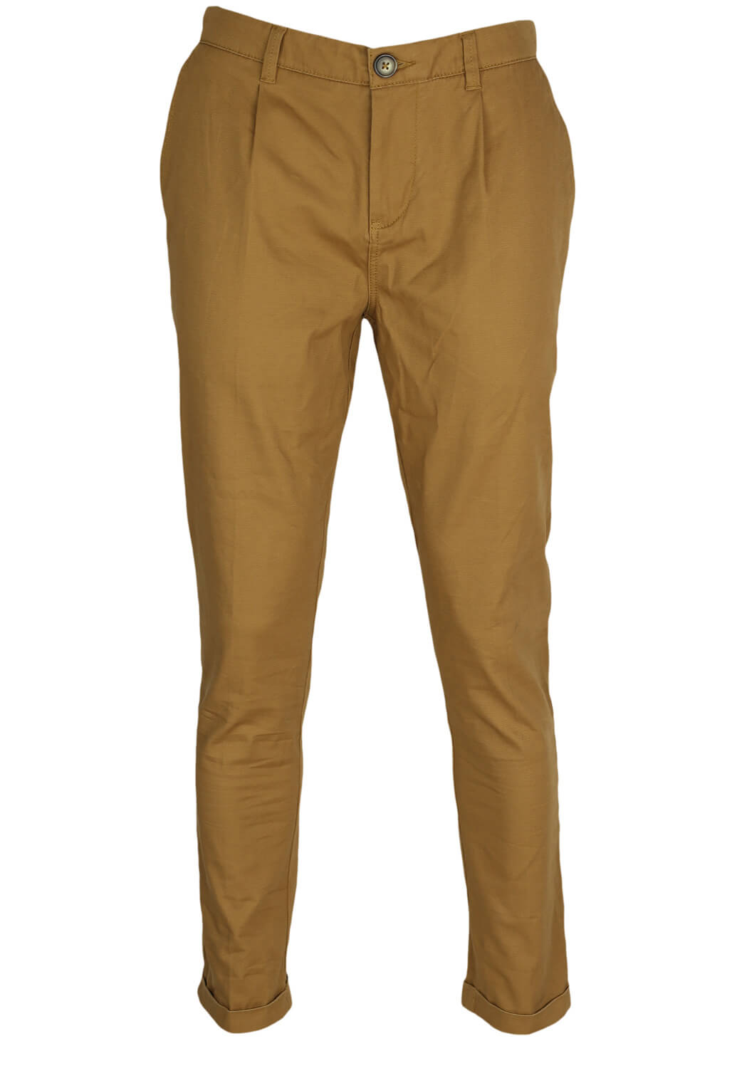 Pantaloni Kiabi Bobby Light Brown