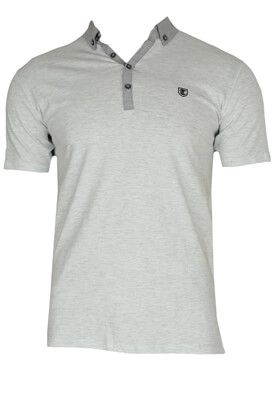 TRICOU POLO T TRAXX ALEX LIGHT GREY