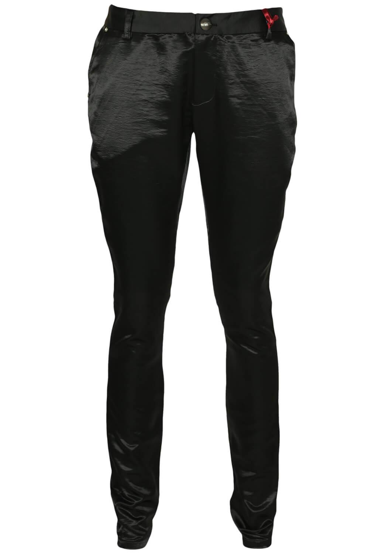 Pantaloni Pure Oxygen/Made for Loving Aya Black