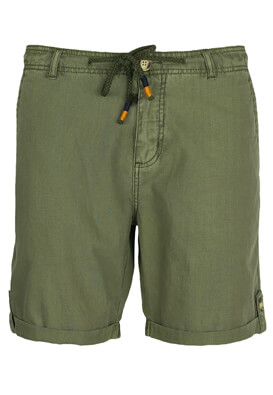 PANTALONI SCURTI KIABI BROOKLYN DARK GREEN