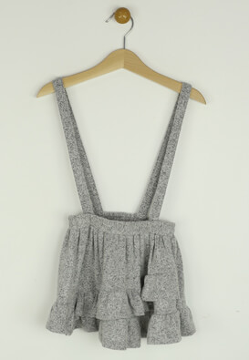 FUSTA ZARA AMY GREY