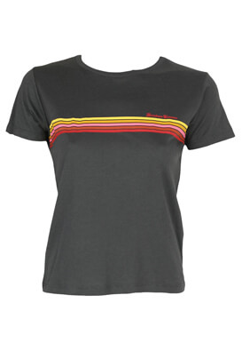 TRICOU PULL AND BEAR CARRIE DARK GREY
