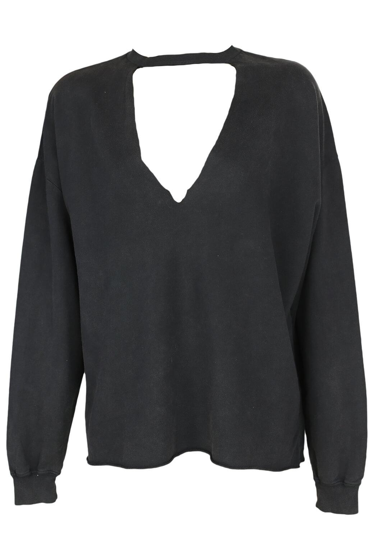 Bluza Pull And Bear Alicia Dark Grey