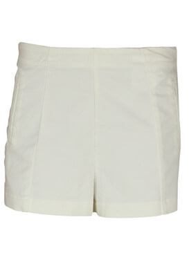 PANTALONI SCURTI PULL AND BEAR LIZZY WHITE