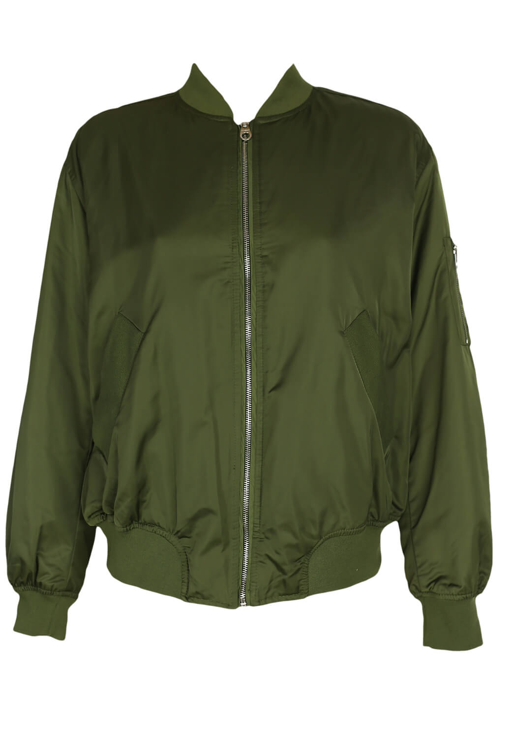 Jacheta Pull and Bear Destiny Dark Green