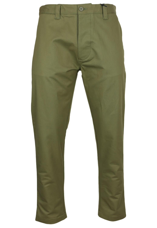 Pantaloni Next Saul Dark Green