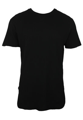 TRICOU ZARA BASIC BLACK
