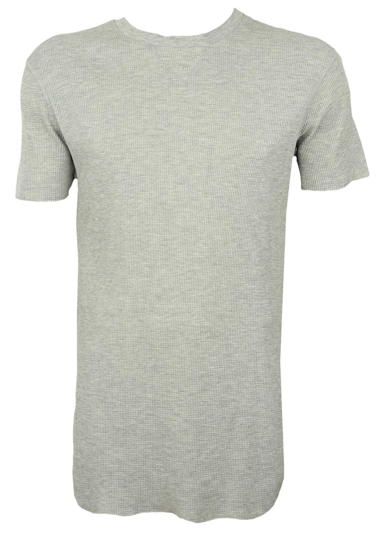 Tricou ZARA Basic Grey