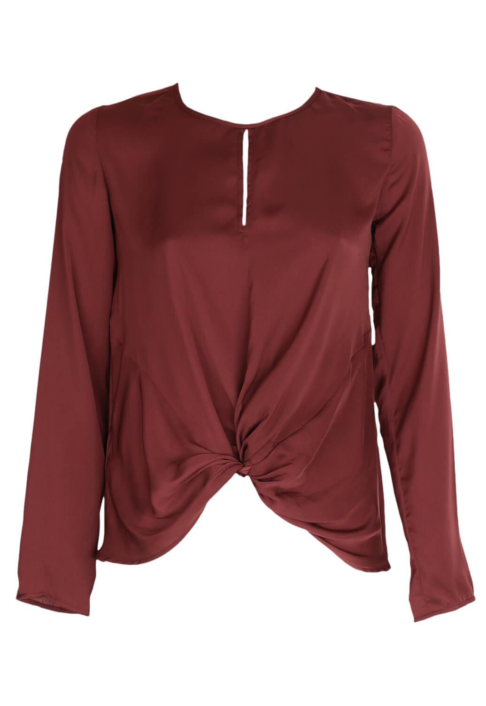 Bluza Promod Olivia Dark Red