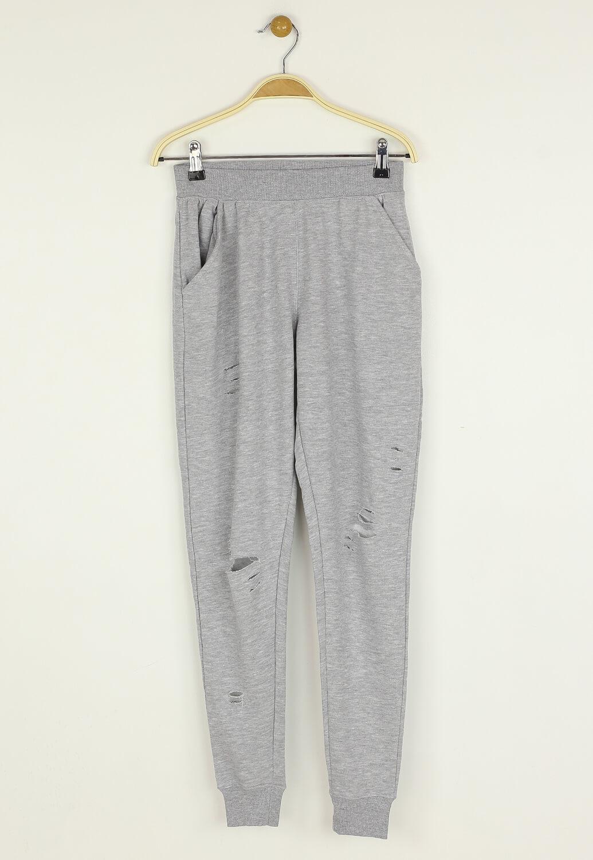 Pantaloni sport New Look Nicole Light Grey