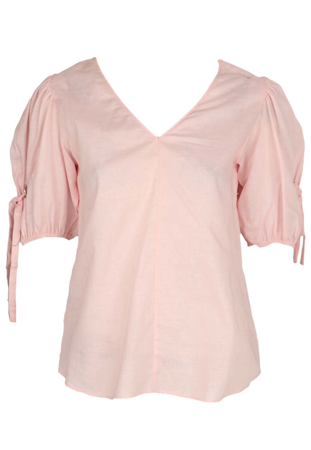 Tricou ZARA Sabine Light Pink
