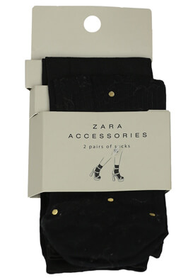 SET SOSETE ZARA STEPHANY BLACK