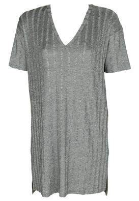 TRICOU ZARA SHARON GREY