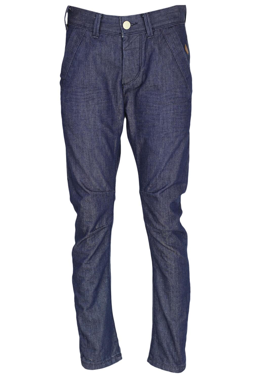 Pantaloni Cropp Carter Dark Blue