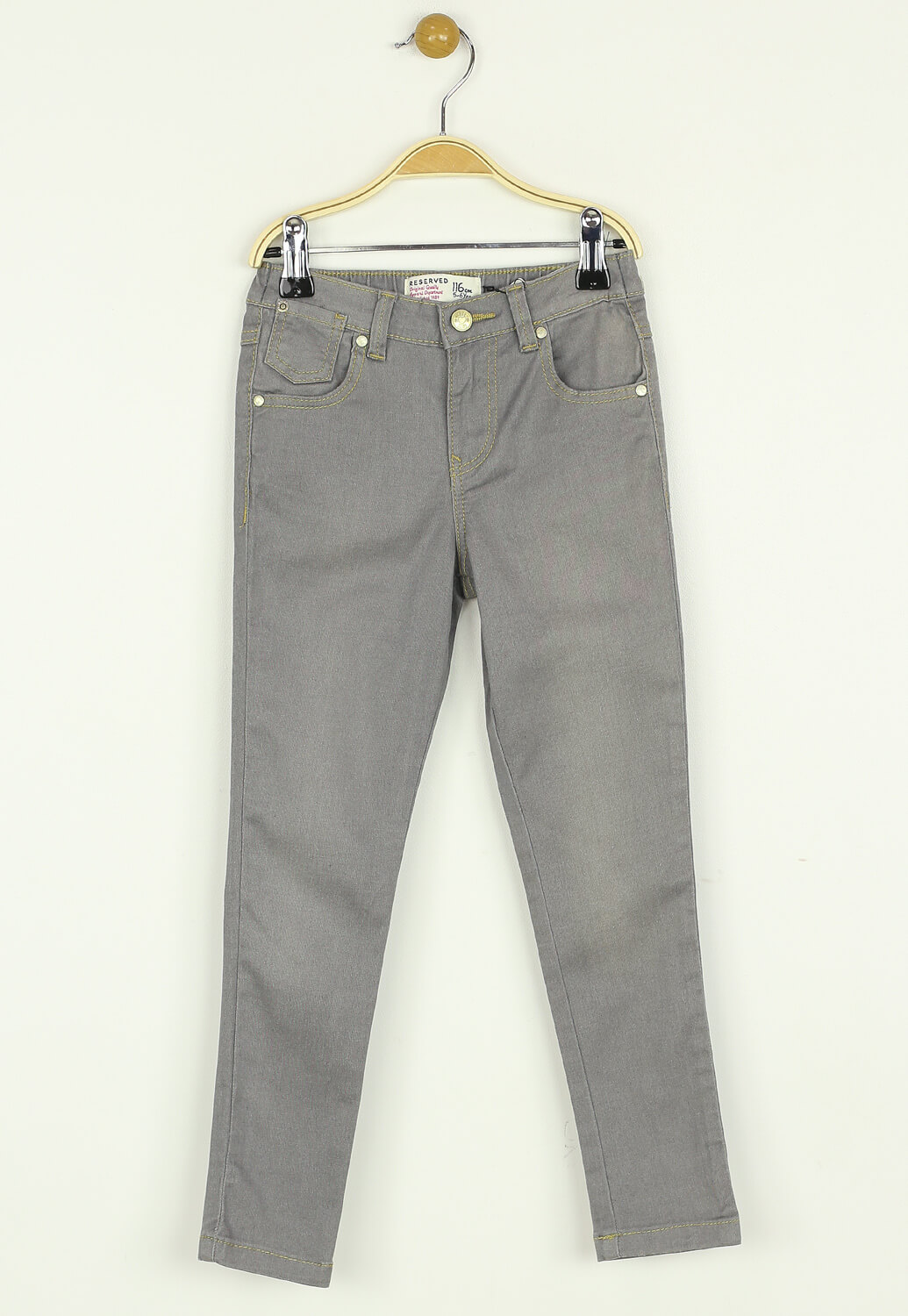 Blugi Reserved Hera Light Grey