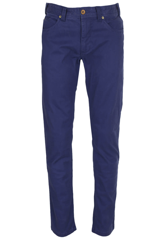 Pantaloni Reserved Eddie Dark Blue