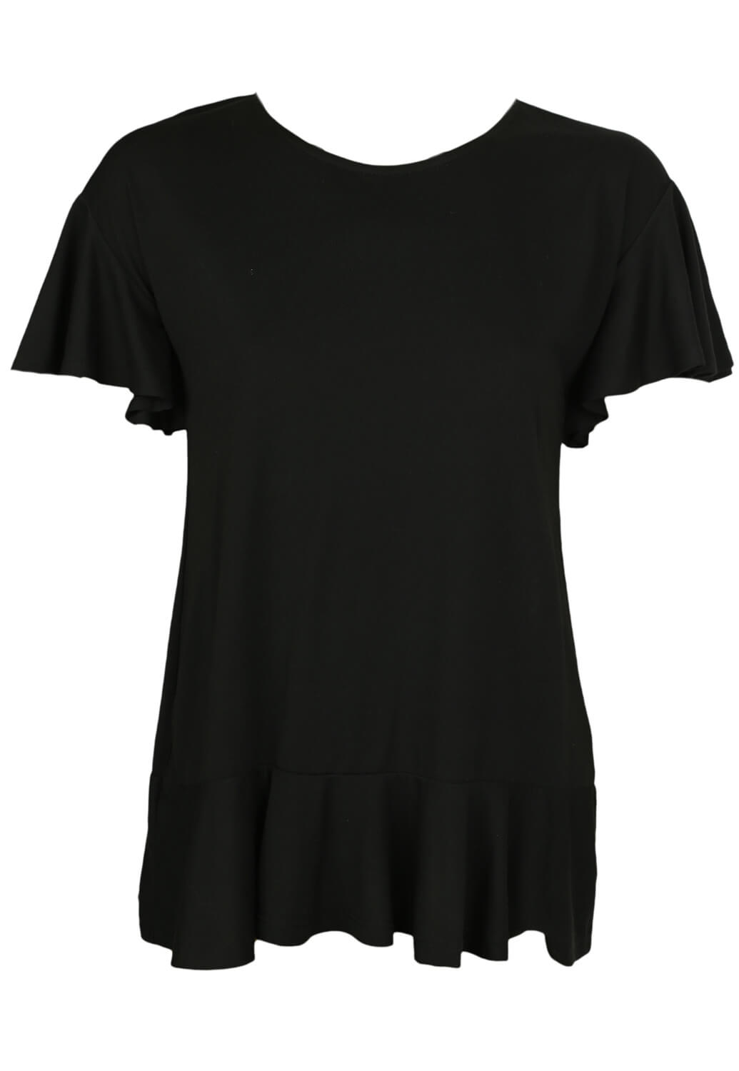Tricou Reserved Fay Black