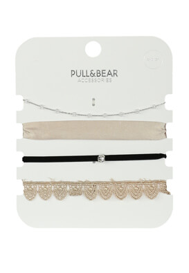 SET COLIER PULL AND BEAR ANYA COLORS