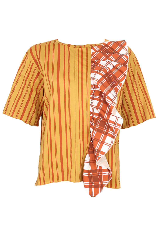 Tricou ZARA Wendy Orange