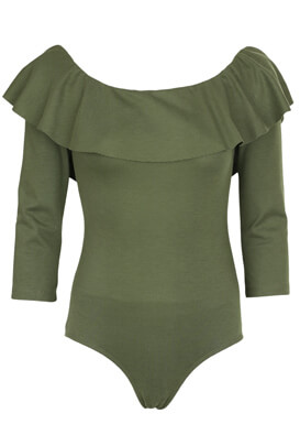 BODY ZARA JULIEN DARK GREEN