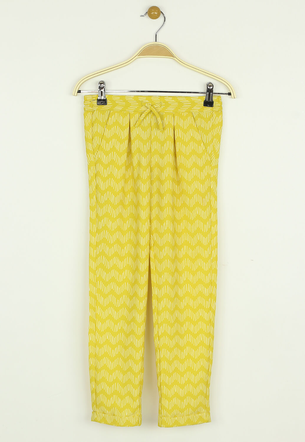 Pantaloni Kiabi Lilly Yellow