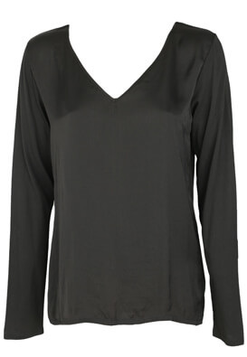 BLUZA ZARA PARIS BLACK