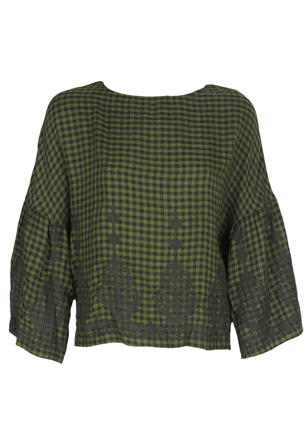 Bluza Pull and Bear Dina Dark Green