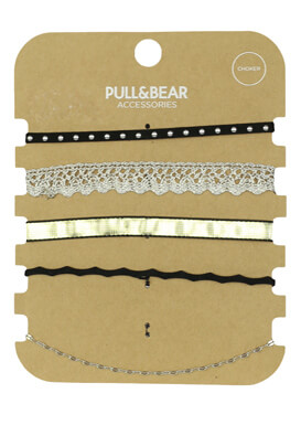 SET COLIER PULL AND BEAR TASHA COLORS