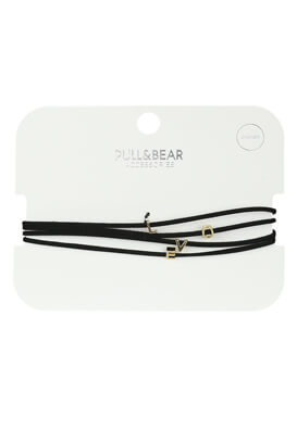 COLIER PULL AND BEAR LAURA BLACK