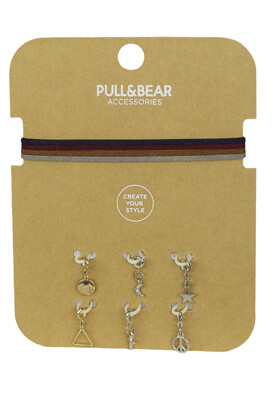 SET COLIER PULL AND BEAR ALESSIA COLORS