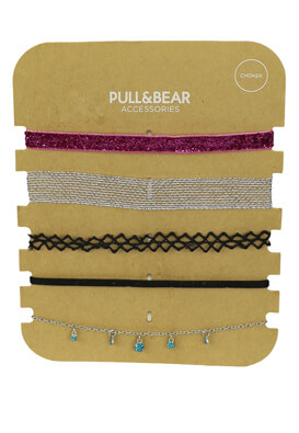SET COLIER PULL AND BEAR PETRA COLORS
