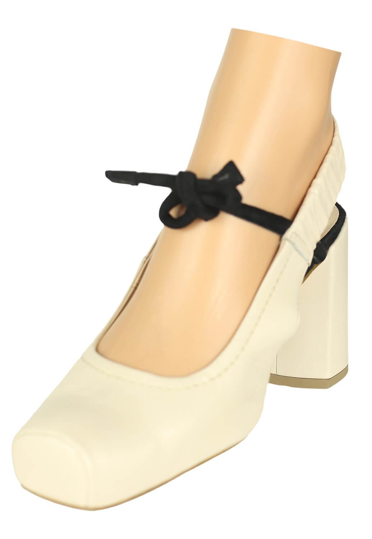Pantofi piele ZARA Brenda Light Pink