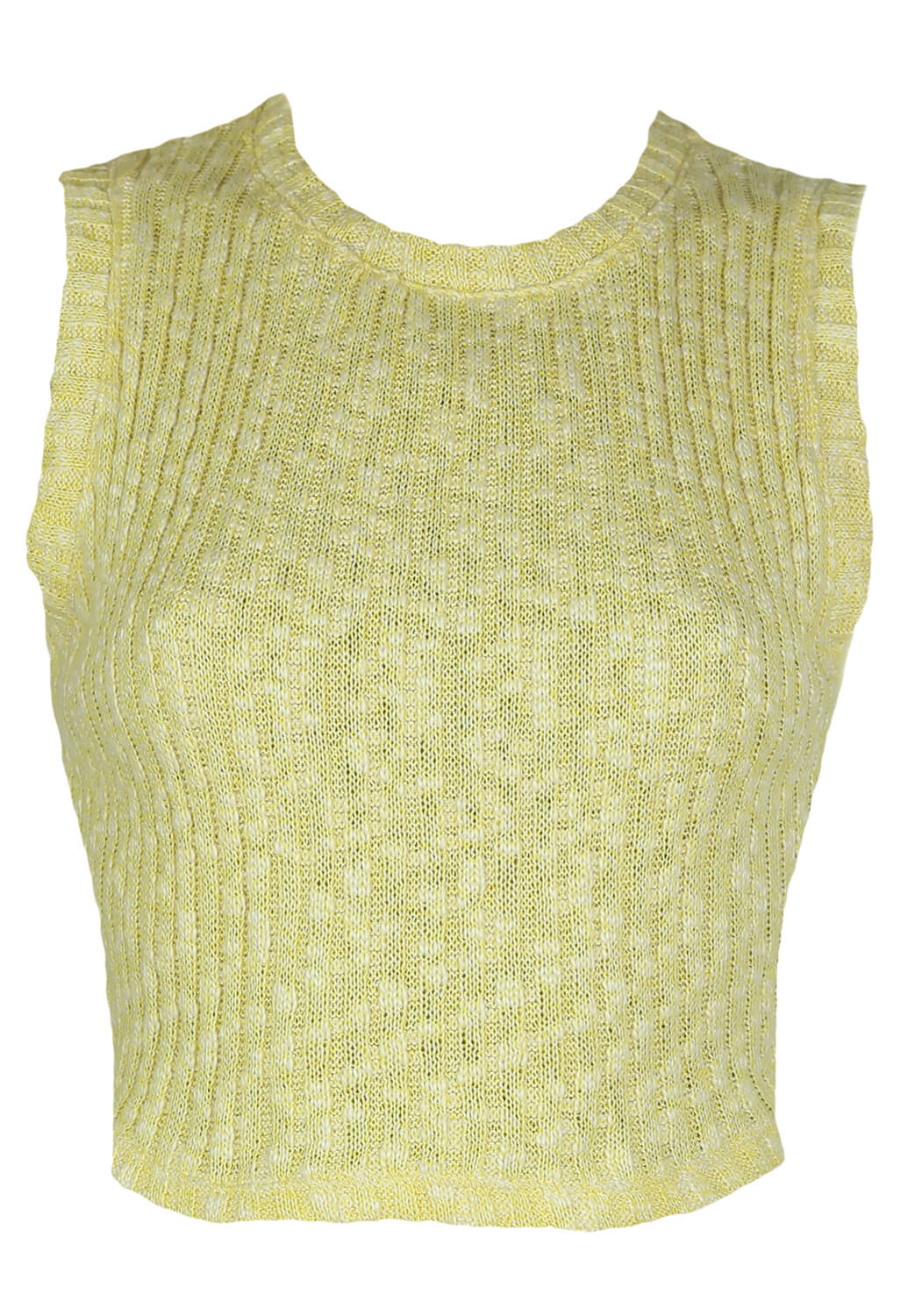 Maieu Bershka Samantha Light Yellow