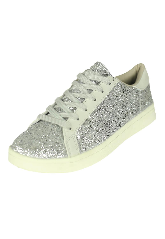 Adidasi Lefties Doreen Silver