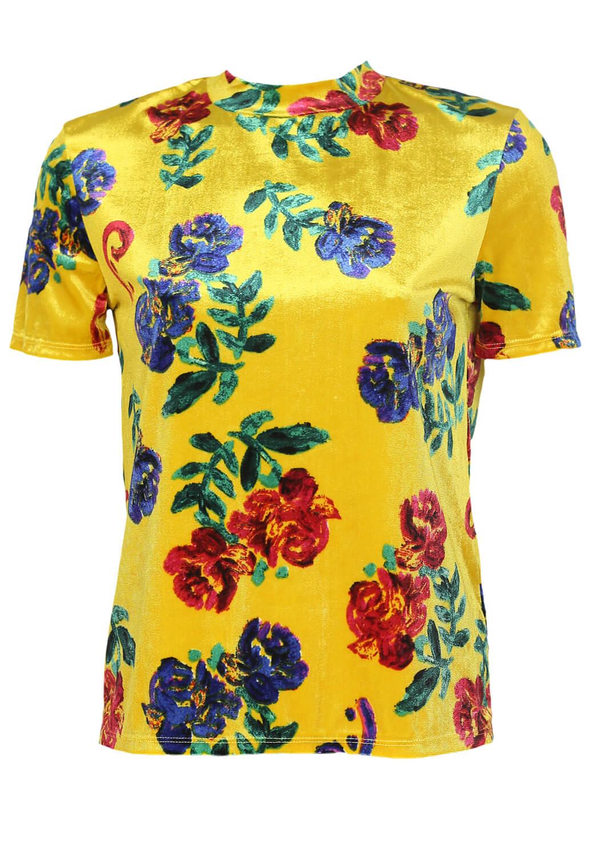 Tricou ZARA Gabriella Colors