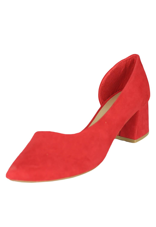 Pantofi Stradivarius Lara Red