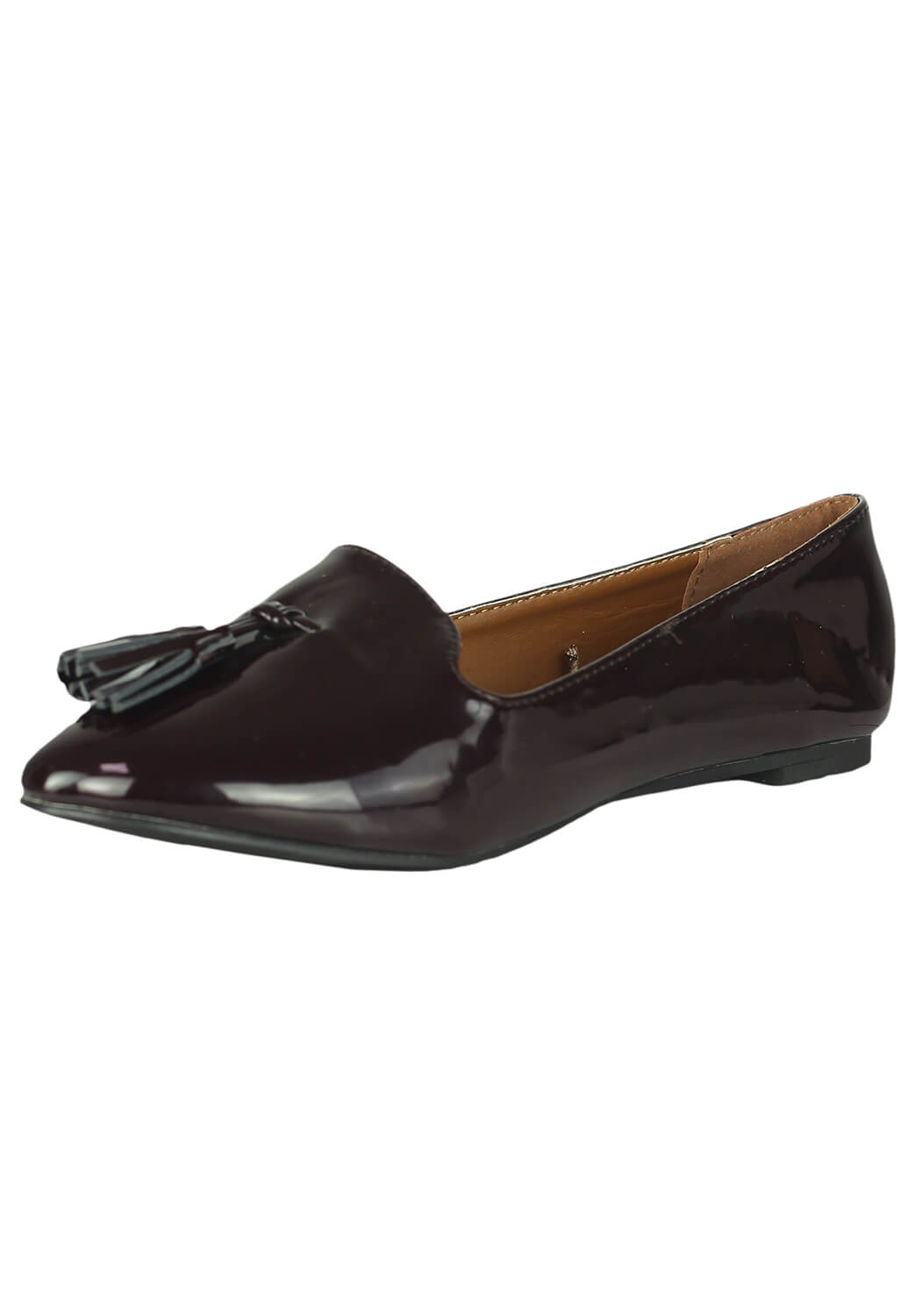 Mocasini Lefties Ciara Dark Brown