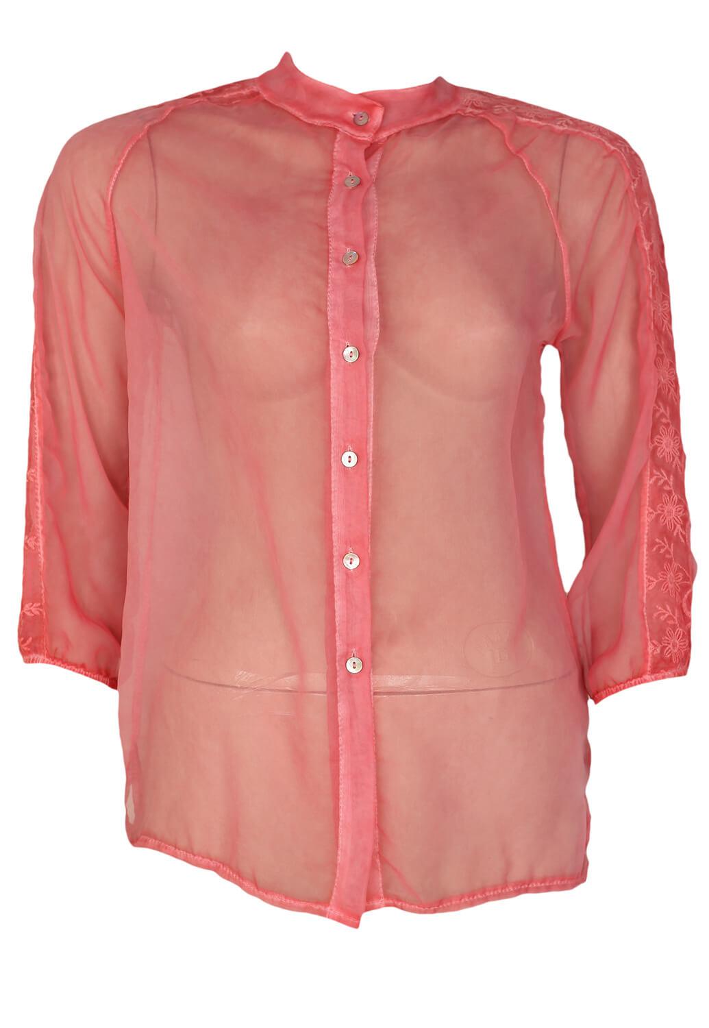 Camasa Marina Grey Nikky Pink